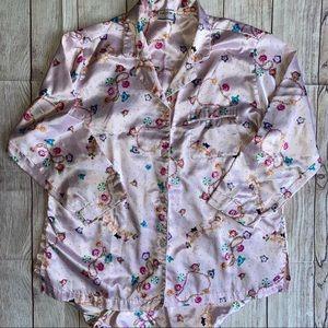 Mary Englebreit 2 Piece pajama set Large